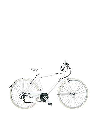 Fausto Coppi Bicicleta Touring Aluminum Komete Blanco