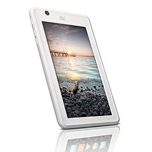 HCL ME U1 Tablet (4GB, WiFi, 3G via Dongle), White