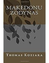 Makedonu Zodynas