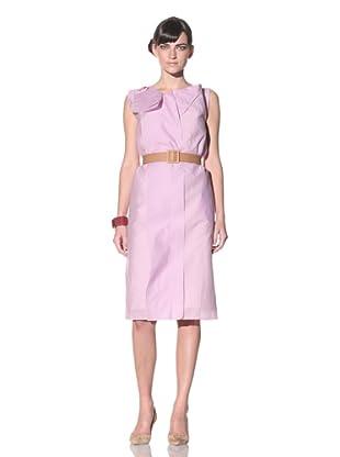 MARNI Women's Sleeveless Dress (Pink)