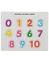Kalaikili Kidi Puzzzle - Numbers Large
