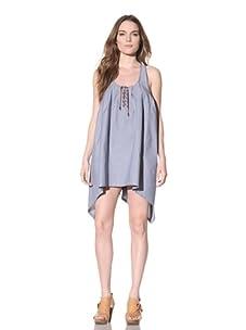 6 Shore Road Women's Beach Bum Dress (Blue)