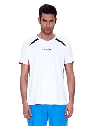Chris Craft Camiseta Craft (Blanco)
