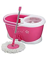 Birde Handy Pink Floor Cleaning Mop A4