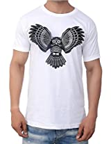 MudFlap Cotton T-Shirt for Men (Size-40)