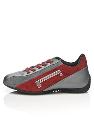 Pirelli Zapatillas Niños (Rojo)