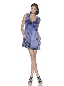 Rebecca Minkoff Women's Elodie Dress (Tie Dye)