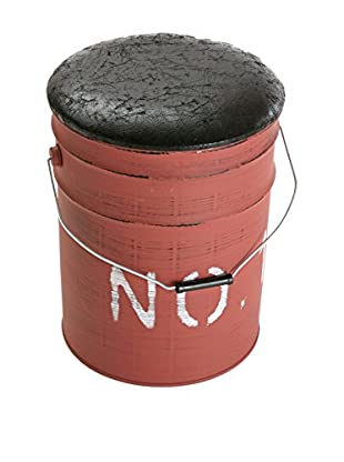 Mimma Puf Antique Barrel No.1