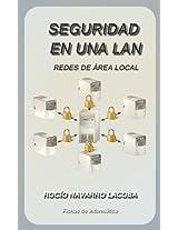 Seguridad en una LAN - Redes de área local (Fichas de informática) (Spanish Edition)