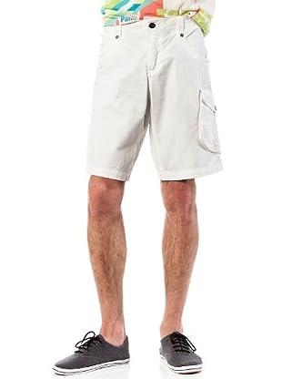 Custo Bermuda Olly (Blanco)