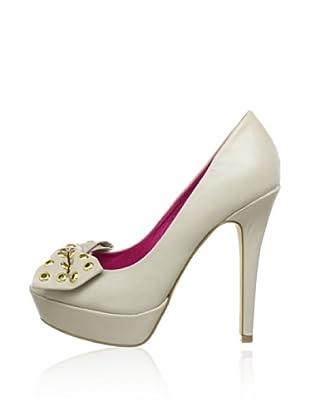 Ladystar by Daniela Katzenberger Zapatos Kathy (Beige)