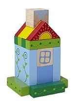 Wonderworld 50 Four Creative Blocks, Multi Color