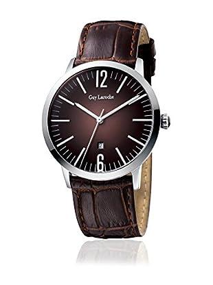 Guy Laroche Uhr mit schweizer Quarzuhrwerk Miyota 1N12  38 mm