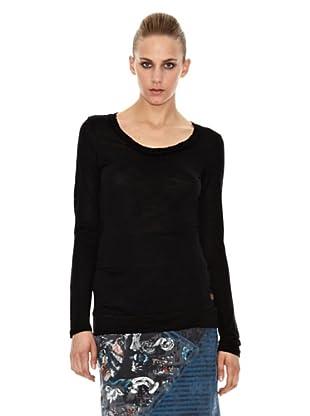 Sidecar Camiseta Básica (Negro)