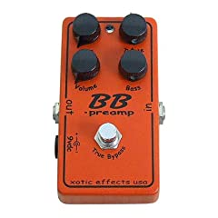Xotic Guitars BB Preamp