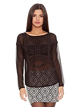 Springfield Blusa Ethnic Embroidery Bl Ethnic Embroidery Bl