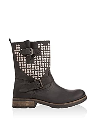 Cable Biker Boot
