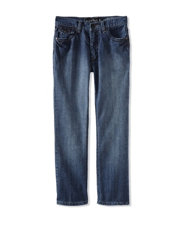 Micros Boys 8-20 Natural Jean (Dark Stone Blast)