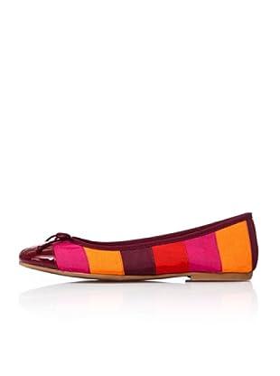 Bisue Bailarinas  Franjas (Multicolor)