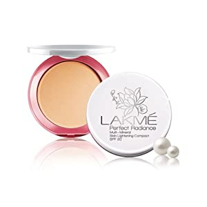 Lakme Perfect Radiance Compact Shade 01 Ivory Fair