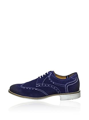 Fretz Men Zapatos Montgomery (Azul Índigo)