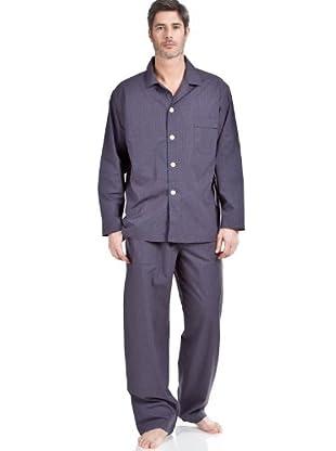 Titto Bluni Pijama (marrón / azul)