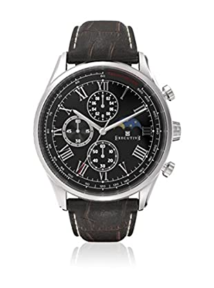 Executive Reloj de cuarzo Man Windsor Marrón 42 mm
