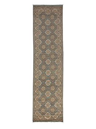 Darya Rugs Khotan Oriental Rug, Light Blue, 2' 8