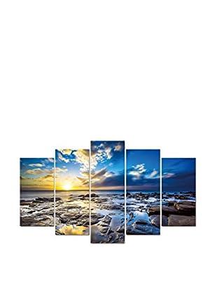 Wall Decor Wandbild 5-teilig Bluecloud