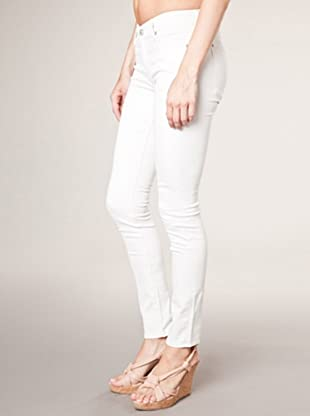 7 for all Mankind 5-Pocket Jeans The Skinny Bone (Offwhite)
