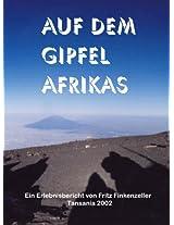 Auf dem Gipfel Afrikas (German Edition)