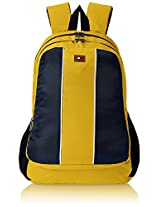 Tommy Hilfiger Beacon Polyester Yellow Children's Backpack (TH/BTS14BEA)