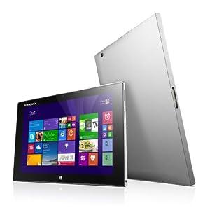 Lenovo Miix 2 10.1-Inch 64 GB Tablet (59427304) Silver Grey