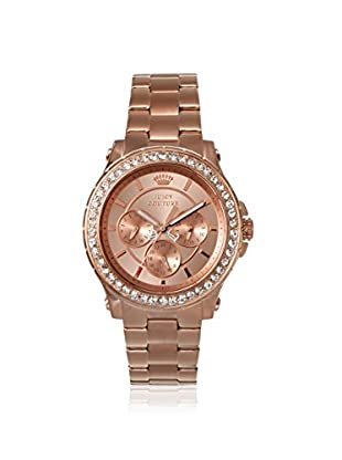 Juicy Couture Women's 1901050 Pedigree Gold/Rose Gold Stainless Steel Watch