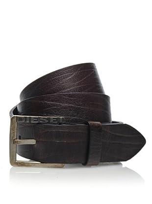 Diesel Cinturón Berney (Marrón Oscuro)
