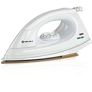 Bajaj DX 7 Dry Iron-White