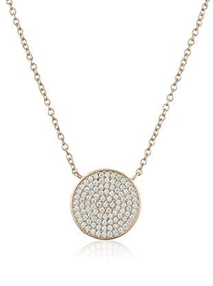 Diamond Style Halskette Honeycomb