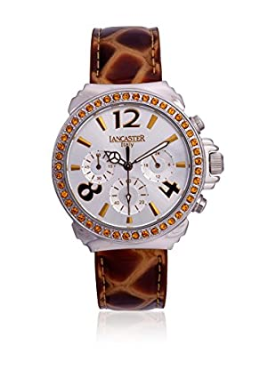 Lancaster Quarzuhr Woman Pillo Fantasy Leather 40.0 mm