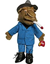"Sunny Toys 14"" Camel In Blue Suit Glove Puppet"