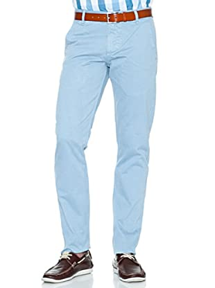 Dockers Pantalón Alpha Tejido Premium (Azul)
