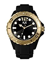 H2X Reef Gent Analog Black Dial Men's watch - SN382UN4