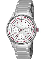 Puma Analog White Dial Women's Watch - PU102742006