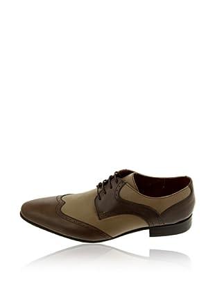Pascal Morabito Zapatos Derby Remus (Marrón)