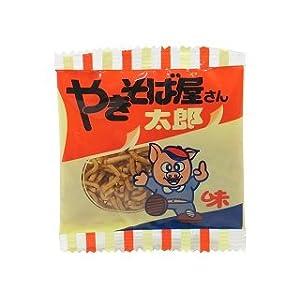 菓道の太郎シリーズ やきそば屋さん太郎 (1大袋に8g入り小袋が30袋入り)