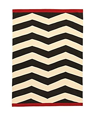 ABC Teppich Ikat mehrfarbig