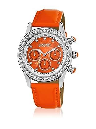 August Steiner Reloj de cuarzo Woman AS8018OR Naranja 30 mm