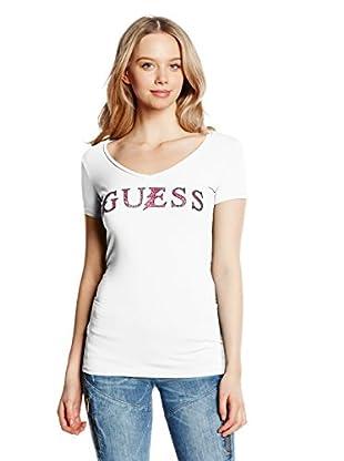 Guess T-Shirt Logo Mix Patt