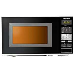 Panasonic NN-GT221W 20-Litre Grill Microwave Oven