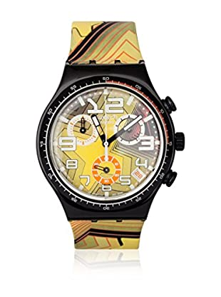 Swatch Quarzuhr Unisex Unisex STROKE LIGHT YCB4010 40.0 mm