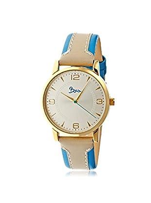 Boum Women's BM2205 Contraire Cerulean Leather Watch